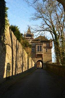 Castle, Schloss Braunfels, Emergence, Fortress, Towers