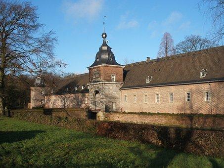 Schloss Heltorf, Düsseldorf, Angermund, Castle, Palace