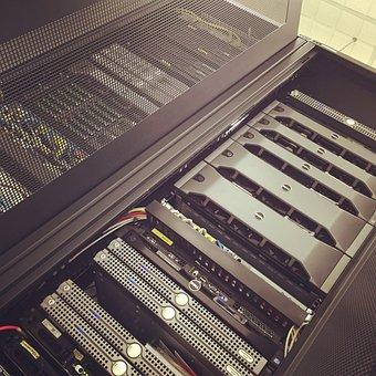 Server Farm, Server, Work
