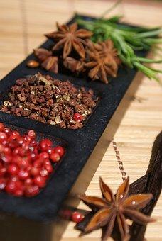 Herbs, Cook, Wellness, Lulur, Anise, Star Anise