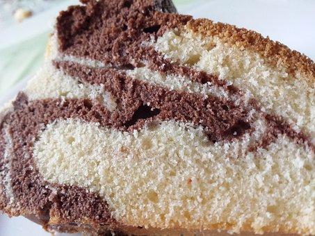 Marble Cake, Cake, Sunday Coffee, Sweet, Flour, Sugar