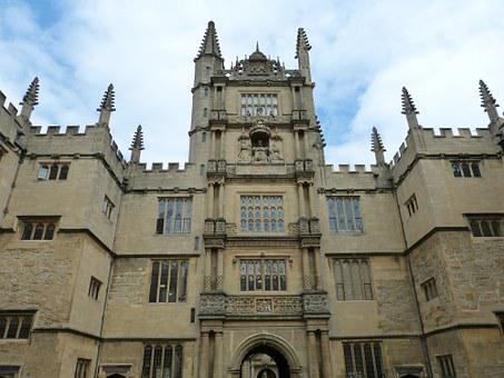 Oxford, United Kingdom, England, Historically