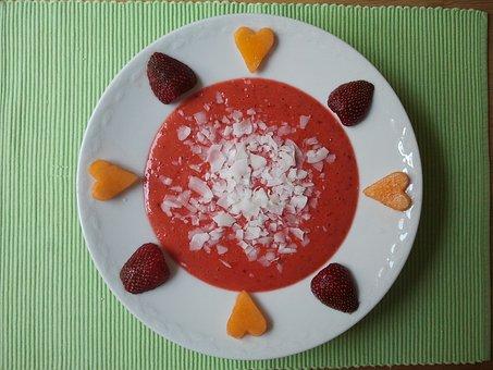 Smoothie, Healthy, Nutrition, Vitamins, Frisch