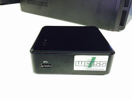 Camera Server, White, Datentechnik
