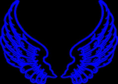 Wings, Angel Wings, Heaven, Fantasy, Feather, Flight