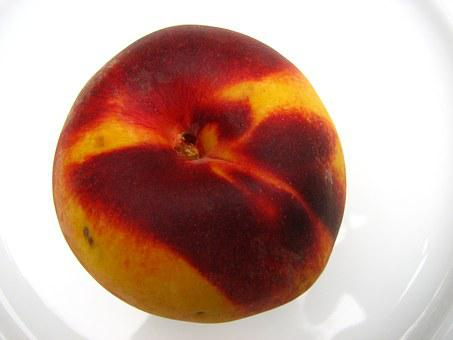 Peach, Fruit, Yellow, Red, Juicy, Ripe, Delicious