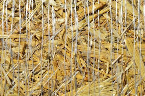 Wheat, Agriculture, Straw, Bale, A Pile, Yellow, Farm