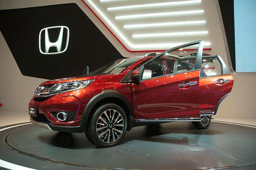 Car, Honda, Giias 2015, Automotive, Honda Brv