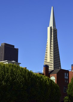 San Francisco, California, Usa, Transamerica Building
