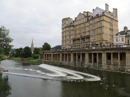 Bath, Bath Park, Bath City Centre, City