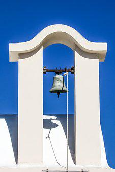 Cyprus, Ayia Napa, Belfry, Bell, Church, Orthodox