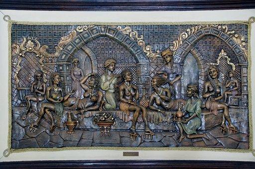 Image, Sculpture, Hammam, Turkish Bath