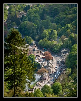 Matlock, Matlock Baths, Peak District, National Park