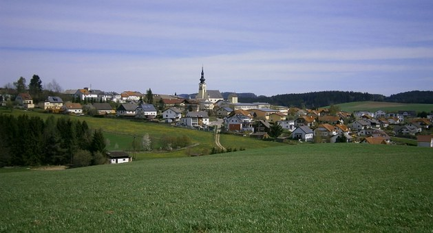 Reichenthal, Austria, Landscape, Village, Town