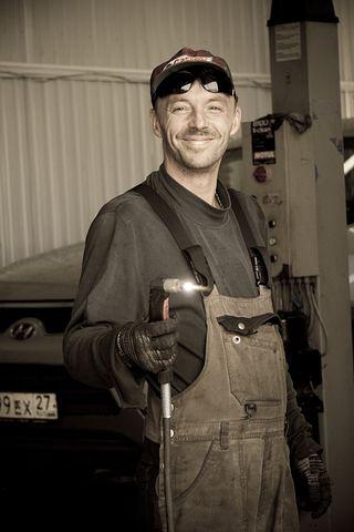 Mechanic, Plasmatic Cutter, Car Service