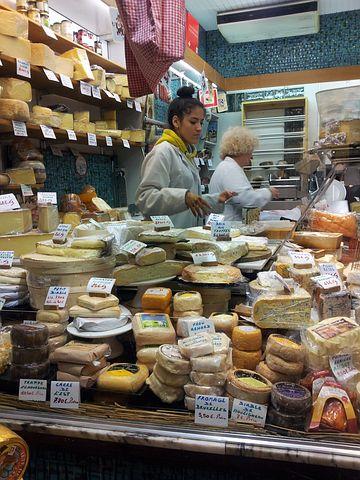 Cheese, Shop, Sale, Belgium