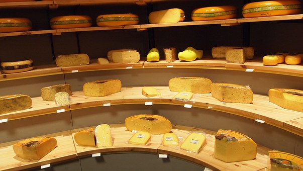 Cheese, Types, Shop, Netherlands