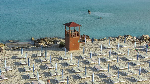 Cyprus, Konnos Bay, Beach, Tourism, Vacations