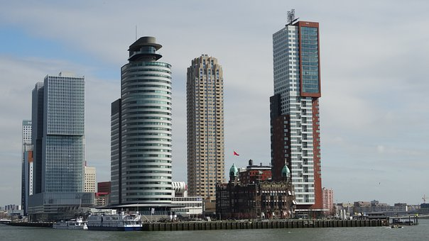 Hotel New York, Hotel Sky Line, Rotterdam