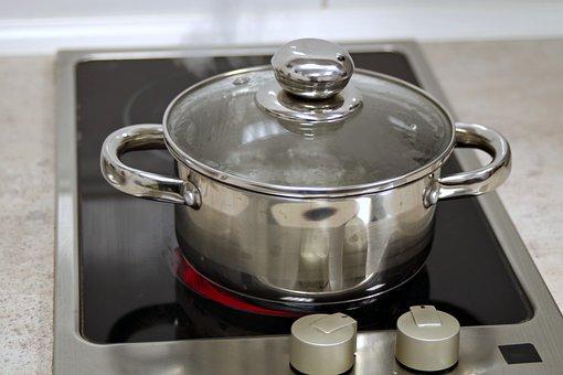 Cooking, Dinner, Kitchen, Para, Pot, Water, Food