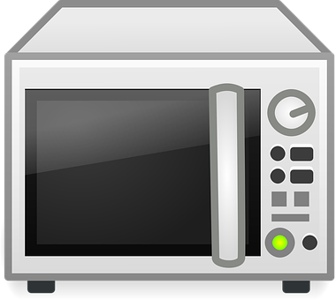 Microwave, Oven, Wireless, Cooking, Kitchen, Household