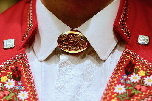 Broschette, Embroidery, Tradition, Customs, Shirt