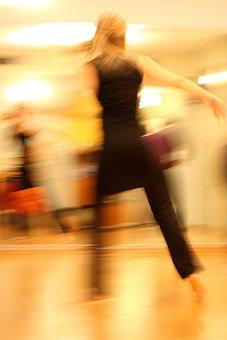 Dancing, Dancers, Movement, Dance, Women, Fitness