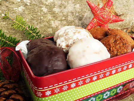 Gingerbread, Nicholas, Advent, Christmas