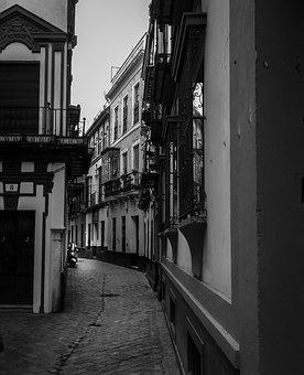 Street, Architecture, Old, Buildings, City, Light