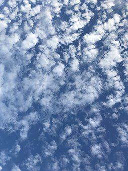Blue Sky, Cotton Clouds, Permeability