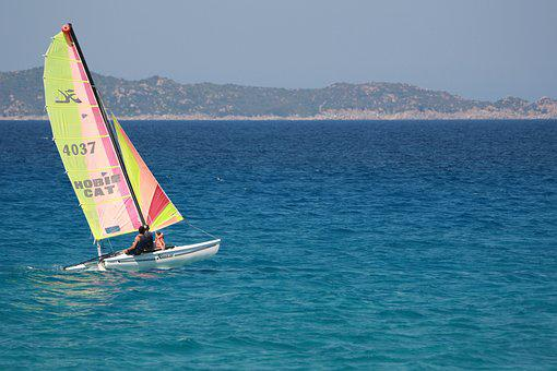 Vela, Sea, Boat, Sailing Boat, Boats, Water, Sails