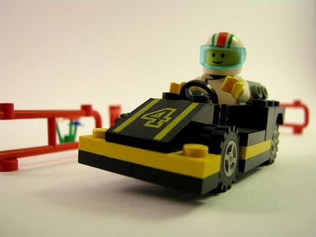 Lego, Game, Competition, Car
