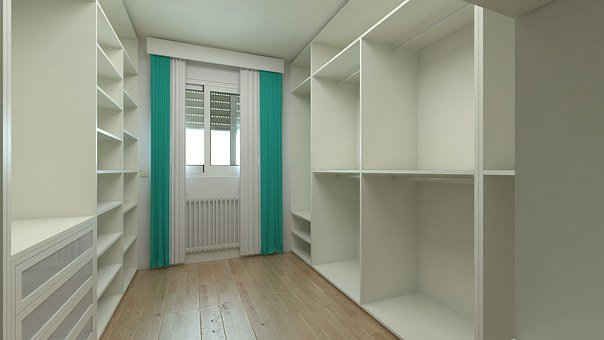Dressing Room, Wardrobe, Design, Inside House