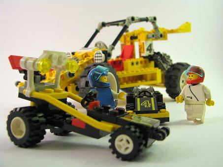 Technic, Lego, Game, Competition, Car