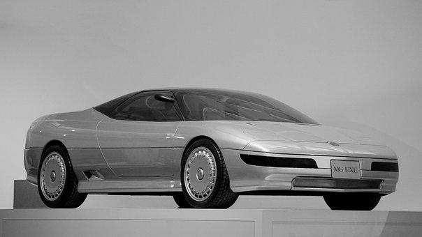 Car, Prototype, Automobile, Power, Machine, Motor