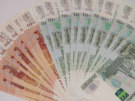 Ruble, Thousand Rubles, Five Thousand Rubles, Money
