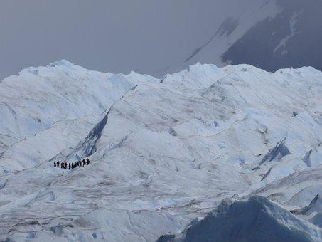 Glacier, Perito Moreno, Snow, Perito Moreno Glacier