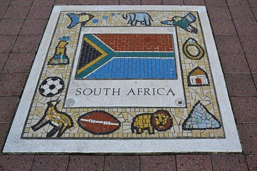 South Africa, Sport, Team Emblem, Rugby, Africa, South