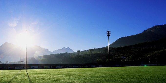 Field, Rugby, Stadium, South Africa, Sport, Ball, Team