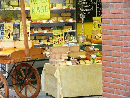 Cheese Shop, Holland, Delicious, Pleasure