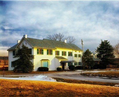 Eisenhower Home, House, Architecture, Historic