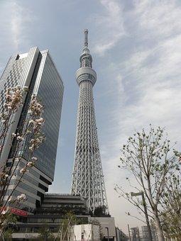 Tokyo, Japan, Skytree