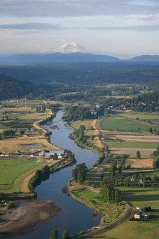 Mountain, Rainer, Snohomish, Washington State