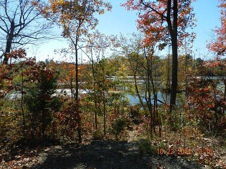 Rappahannock River, Fredericksburg, Virginia, Water