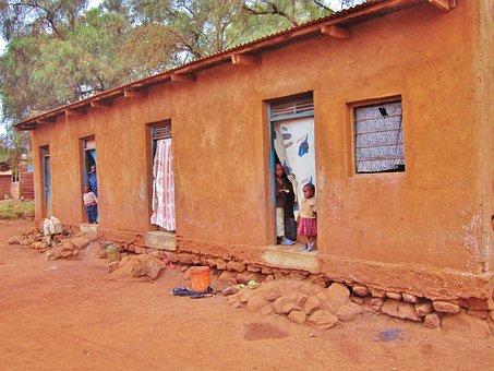 Karatu, Tanzania, Africa, Home, House, Architecture