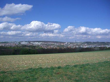 Hochsträss, Ulm, North, Beautiful View, Nature, Sky