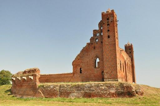 Castle, Castle Of The Teutonic Knights, Building