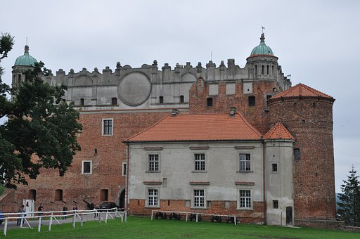 Castle, Castle Of The Teutonic Knights, The Museum