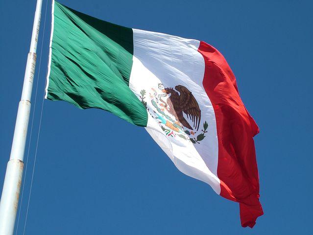 Flag, Mexico, Colors