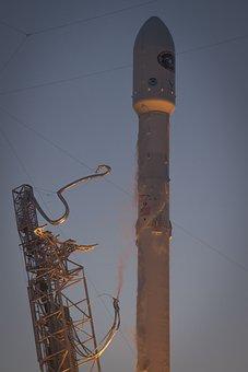 Spacex, Rocket, Flight